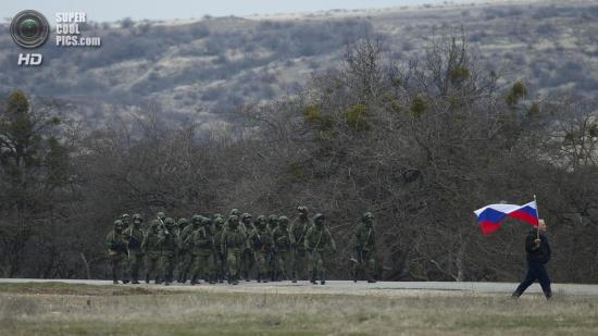 ,,Иностранный легион,,(!?) в Крыму.