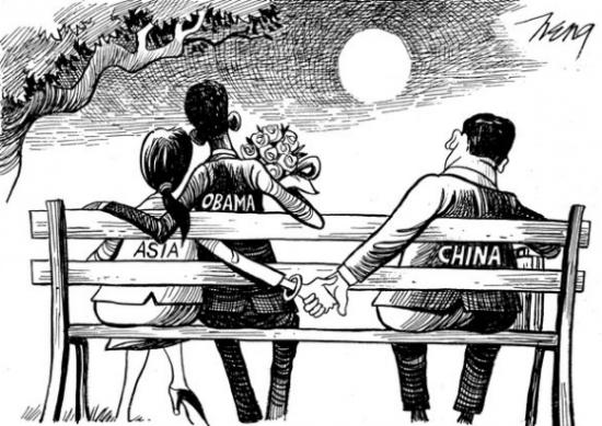 С 1 июня 2014 Китай и Япония распрощаются с долларом во взаиморасчетах.