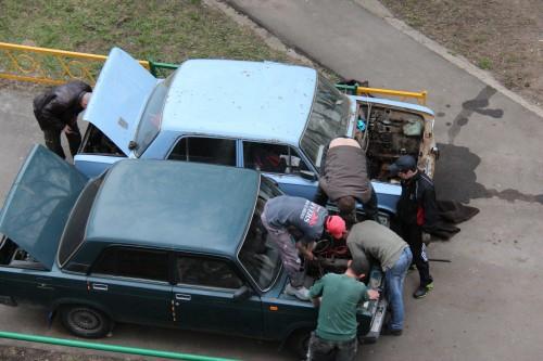 Российский автопром жив