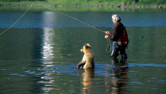 Трейдинг и рыбалка