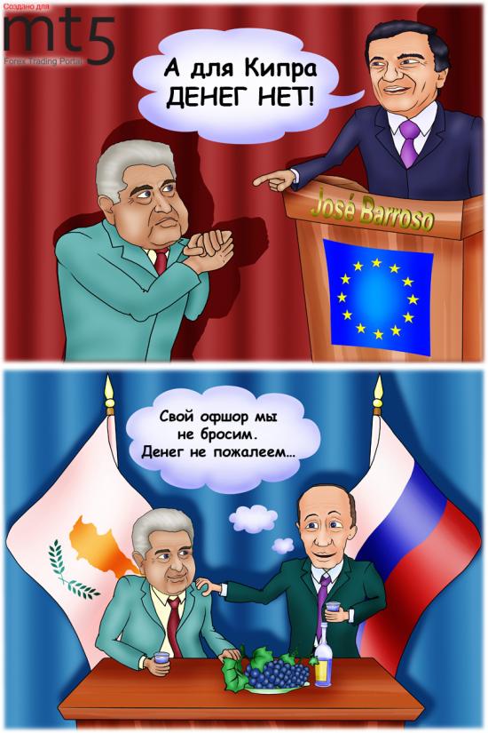 Оригинальные варианты будущего Кипр-Россия