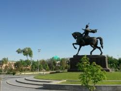 Про поездку в Узбекистан
