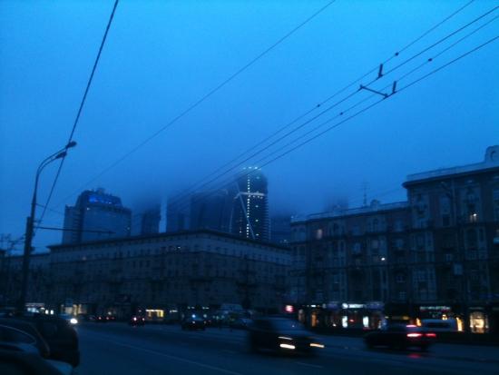 Биржа в тумане, трейдер в тумане, Сити в тумане ….
