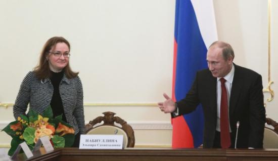Рублёвый гамбит Эльвиры Набиуллиной.