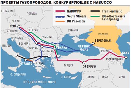 Азербайджанцы передают привет Газпрому из Осло