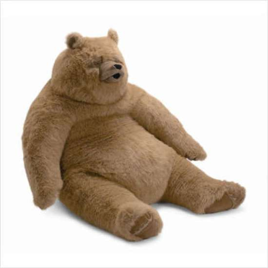 Медведи наелись
