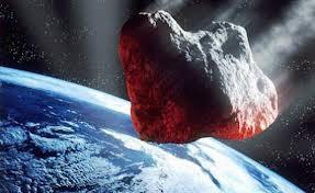 Вот что будет, если астероид 2012 DA14 таки ё.... (упадет)  на планету Земля