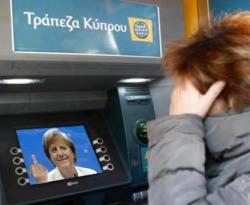 Привет от Меркель .
