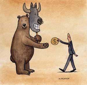 Медведи, они такие медведи...