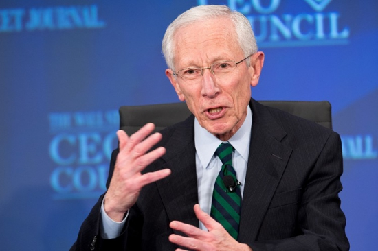 На пост вице-президента ФРС номинирован  бывший глава ЦБ Израиля Стэнли Фишер.