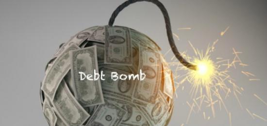 В Техасе началось очередное финансовое цунами