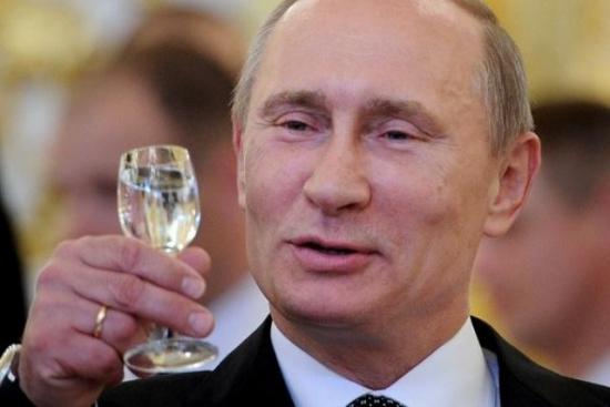 7 октября день рождения Владимира Путина, поздравим нашего президента!