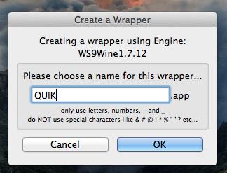 QUIK на OS X своими руками