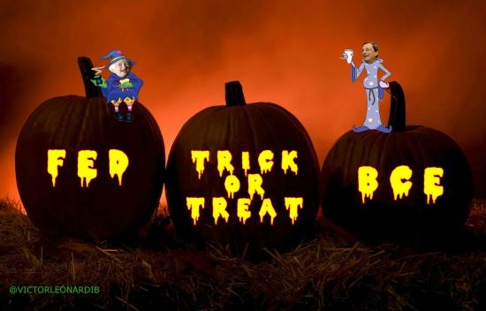 Шабаш ФРС на Хэллоуин. Обзор на предстоящую неделю от 25.10.2015