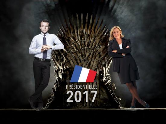 Ключи от Франции. Обзор на предстоящую неделю от 30.04.2017