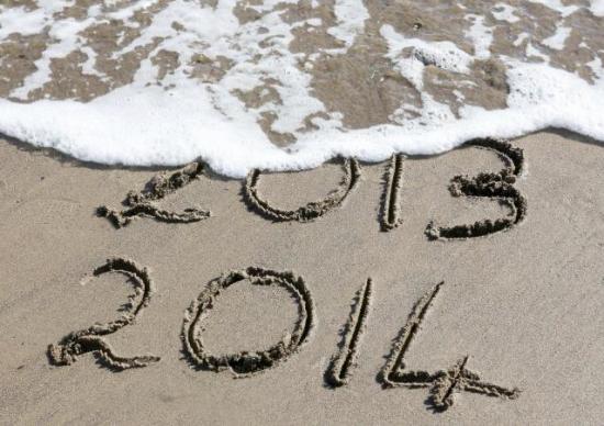 Записываете ли вы свои планы на 2014 год?