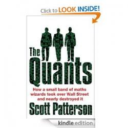 """Рецензия на книгу Скотта Паттерсона """"The Quants: The maths geniuses who brought down Wall Street"""""""