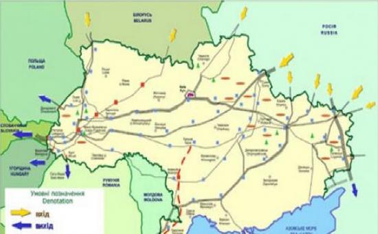 Рынок энергоносителей. Запасы в США и готовящиеся переговоры по поставкам на Украину