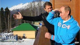 Битва за кулисами Сочи: кто в итоге заплатит 48 млрд долларов за Олимпиаду,материалы агентства Bloomberg