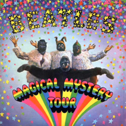 The Beatles - Magical Mistery Tour '68 - I am the Walrus