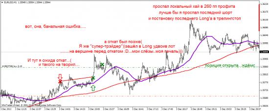 Я всё ещё торгую медленную евру((когда в России всё летит к лоям...