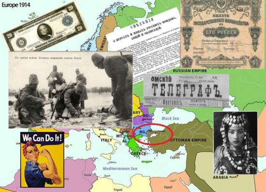 Назад в будущее – как это было 100 лет тому ...