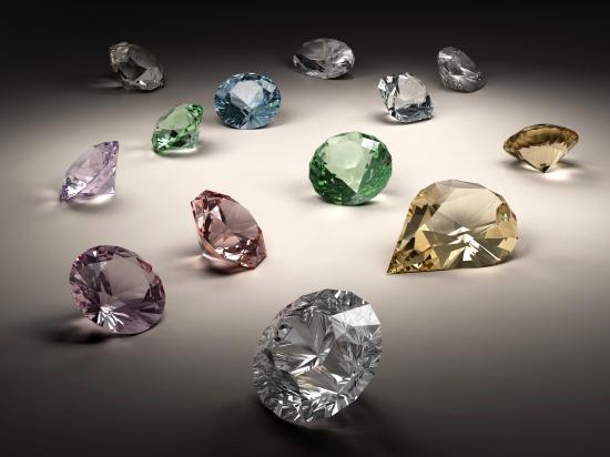 Россия на мировом рынке алмазов