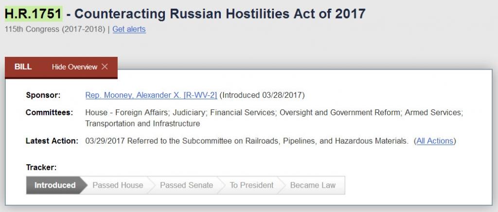Влияние санкций на российскую экономику