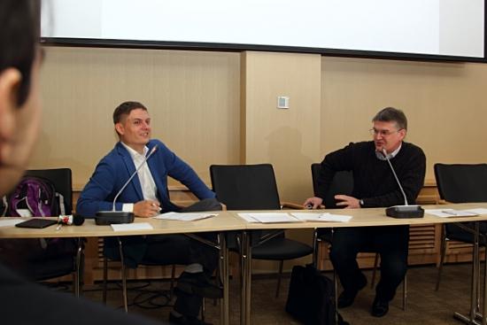 Эксклюзивно для smart-lab! Фотоотчёт с Питерской конференции.