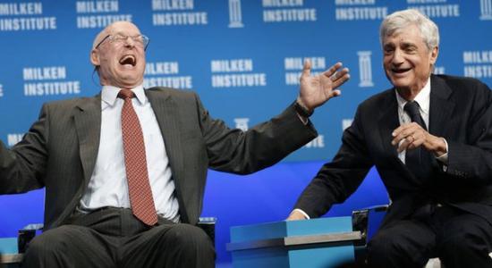 Бывшие Министры финансов США публично чуть не умерли со смеху при мысли о росте разрыва между богатыми и бедными