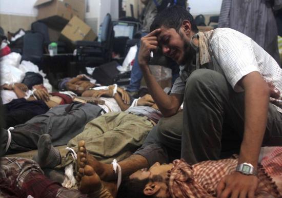 Египет: вторая революция, в этот раз кровавая.