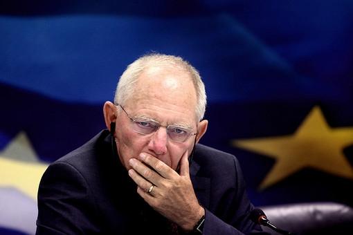 Греции придется предоставить третий пакет кредитов, признал министр финансов Германии Вольфганг Шойбле