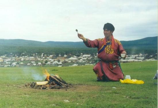 Бурятский шаман предсказал рынок
