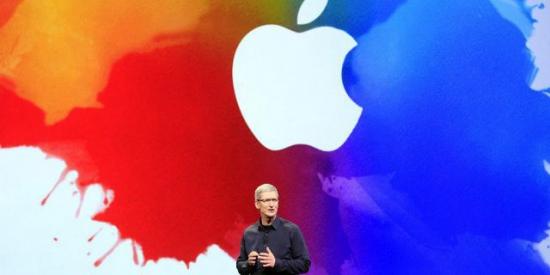 Скрытность Apple уронила акции компании на 3,2%