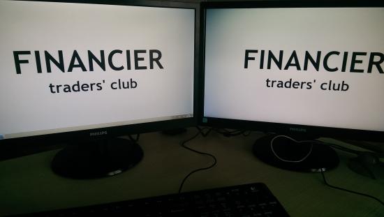 Открывается офис клиентской поддержки клуба Financier