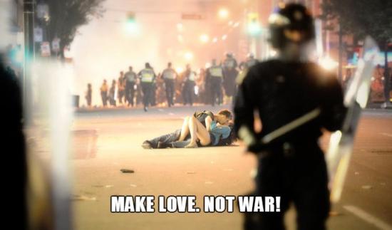 Войны не будет!