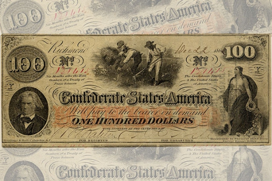 Эволюция «франклина»: как менялся дизайн $100 за историю США