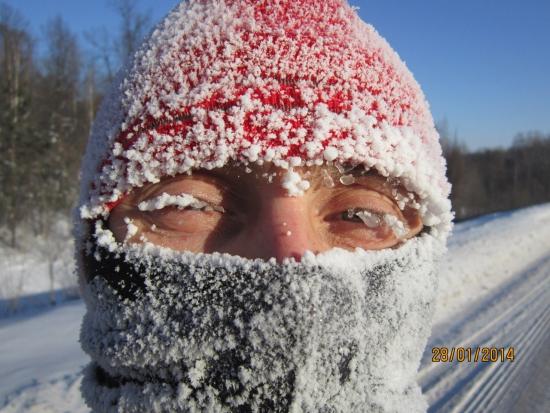 мы мороза не боимся, не страшны нам холода