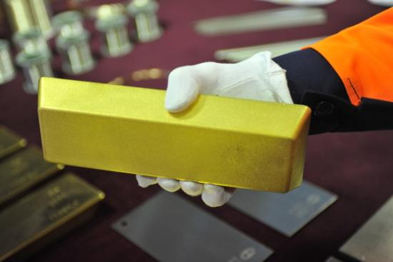 Германия не смогла вернуть золото из США