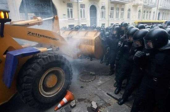 Black monday: революция