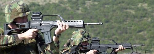 Страх сокращения расходов на оборону поможет прийти к бюджетному консенсусу в США