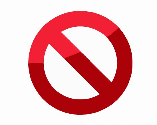 Пять «НЕ» при торговле в шорт