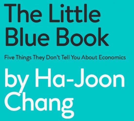 Самая короткая книжка по экономике — буквально открытка...