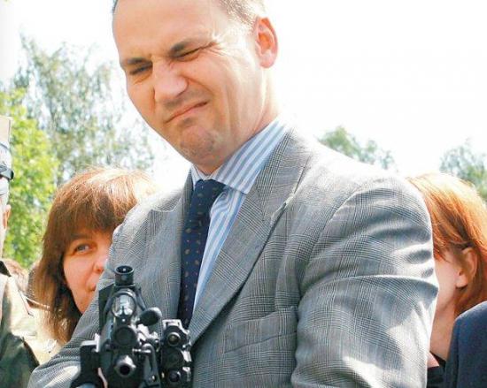 Польский министр внешней политики назвал Штаты... murzynskosc