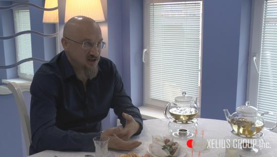 """Алексей Каленкович в программе """"Бизнес-завтрак"""" Xelius Group (СКОРО!)"""