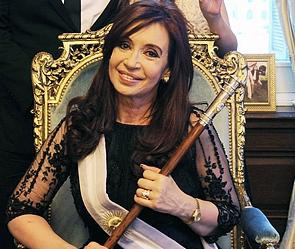 Отважная президент Аргентины