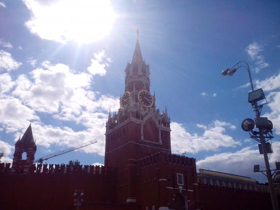 Впечатление от Москвы