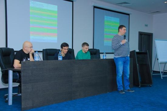 Фотоотчет с Новосибирской Конференции Смарт-Лаба