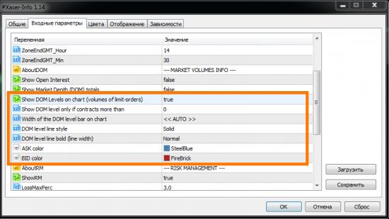 Индикатор Open Interest (Metatrader 5) продолжение