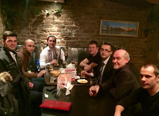 7-ая Экстренная встреча трейдеров Санкт-Петербурга состоялась!